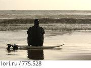 В ожидании волны. Стоковое фото, фотограф Андрей / Фотобанк Лори