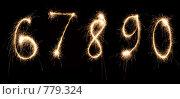 Купить «Цифры», фото № 779324, снято 22 марта 2019 г. (c) Losevsky Pavel / Фотобанк Лори