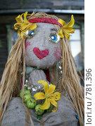 Купить «Пугало», фото № 781396, снято 26 июля 2008 г. (c) Анна / Фотобанк Лори