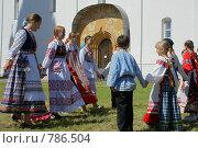 Русская кадриль (2008 год). Редакционное фото, фотограф Екатерина Покотилова / Фотобанк Лори