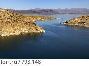 Купить «Озеро Аламо в национальном парке штата Аризона», фото № 793148, снято 20 марта 2009 г. (c) Julia Nelson / Фотобанк Лори