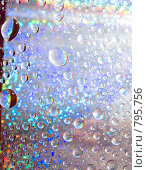 Купить «Капли воды», фото № 795756, снято 20 августа 2018 г. (c) Александр Fanfo / Фотобанк Лори