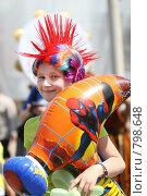 День защиты детей (2008 год). Редакционное фото, фотограф Лут Ольга / Фотобанк Лори