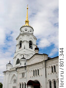 Купить «Церковь во Владимире», фото № 801344, снято 10 мая 2008 г. (c) Ольга Волкова / Фотобанк Лори