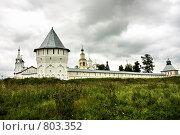 Купить «Вологда, Спасо-Прилуцкий монастырь», фото № 803352, снято 12 августа 2008 г. (c) Vladimir Rogozhnikov / Фотобанк Лори
