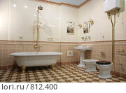 Купить «Ванная», фото № 812400, снято 20 февраля 2019 г. (c) Losevsky Pavel / Фотобанк Лори
