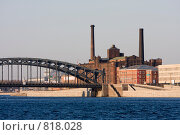 Старый завод. Стоковое фото, фотограф Виктор Мухин / Фотобанк Лори