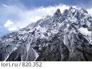 Купить «Кавказские горы. Цейское ущелье.», фото № 820352, снято 8 мая 2008 г. (c) Анна Полторацкая / Фотобанк Лори
