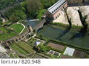 Купить «Историческая часть Люксембурга», фото № 820948, снято 8 мая 2008 г. (c) Denis Kh. / Фотобанк Лори