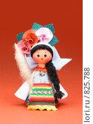 Кукла в народном костюме (2009 год). Редакционное фото, фотограф Kate.M / Фотобанк Лори