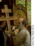Купить «Начало Крестного Хода», фото № 825972, снято 18 апреля 2009 г. (c) Старкова Ольга / Фотобанк Лори