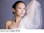 Восточная красивая девушка. Стоковое фото, фотограф Кувшинников Павел / Фотобанк Лори