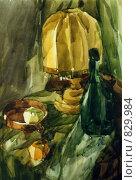 Натюрморт с лампой. Редакционное фото, фотограф Ершова Елена / Фотобанк Лори