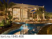 """Купить «Египет, отель """"Гранд-Плаза""""», фото № 840408, снято 22 сентября 2006 г. (c) Максим Иванов / Фотобанк Лори"""