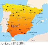 Купить «Испания», иллюстрация № 843304 (c) Jan Jack Russo Media / Фотобанк Лори