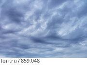 Пасмурное небо. Стоковое фото, фотограф Сергей Королько / Фотобанк Лори