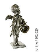 Купить «Каслинское литье. Сувенир», фото № 862620, снято 12 мая 2009 г. (c) Дима Рогожин / Фотобанк Лори