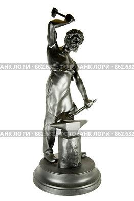 Купить «Каслинское литье. Сувенир», фото № 862632, снято 12 мая 2009 г. (c) Дима Рогожин / Фотобанк Лори