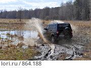Купить «УАЗы грязи не боятся», фото № 864188, снято 25 апреля 2009 г. (c) Андрияшкин Александр / Фотобанк Лори