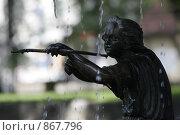 Фонтан (2007 год). Редакционное фото, фотограф Александр Киселев / Фотобанк Лори