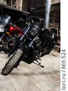 Купить «Мотоциклы», фото № 869524, снято 3 мая 2009 г. (c) Юрий Винокуров / Фотобанк Лори