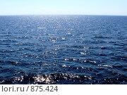 Онежское озеро. Стоковое фото, фотограф Константин Сапронов / Фотобанк Лори