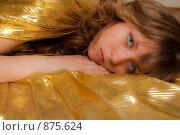 Купить «Девушка», фото № 875624, снято 5 мая 2009 г. (c) Машбиц Любовь Викторовна / Фотобанк Лори