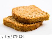 Пшеничный хлеб. Стоковое фото, фотограф Liudmila Belyaeva / Фотобанк Лори
