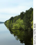 Купить «Весенний пейзаж», фото № 879404, снято 11 мая 2009 г. (c) Анна Белова / Фотобанк Лори