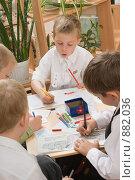 Купить «В детском саду», фото № 882036, снято 5 мая 2009 г. (c) Федор Королевский / Фотобанк Лори
