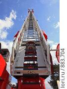 Купить «Лестница в небо», фото № 883704, снято 20 мая 2009 г. (c) Владимир Сергеев / Фотобанк Лори