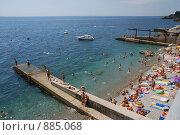 Купить «Летний отдых», фото № 885068, снято 8 августа 2008 г. (c) Вячеслав Торопов / Фотобанк Лори