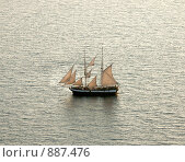 Купить «В открытом море», эксклюзивное фото № 887476, снято 4 июля 2008 г. (c) Михаил Карташов / Фотобанк Лори