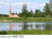 Приоратский дворец (2009 год). Редакционное фото, фотограф St.Tatyana / Фотобанк Лори