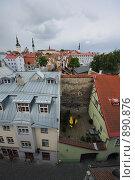 Уютный город (2009 год). Стоковое фото, фотограф Андрей Григорьев / Фотобанк Лори