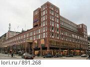 Купить «Городской пейзаж  (г. Стокгольм. Швеция)», фото № 891268, снято 15 марта 2009 г. (c) Александр Секретарев / Фотобанк Лори