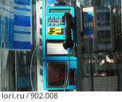 Купить «Таксофон», фото № 902008, снято 1 июня 2009 г. (c) Александр Подшивалов / Фотобанк Лори