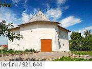 Купить «Спасская башня (Вязьма, Смоленская область)», фото № 921644, снято 12 июня 2009 г. (c) Дмитрий Яковлев / Фотобанк Лори