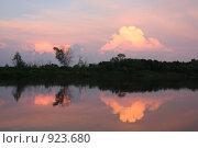 Закат. Стоковое фото, фотограф евгений блинов / Фотобанк Лори