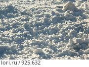 Купить «Фон из снега», фото № 925632, снято 23 ноября 2008 г. (c) Анатолий Никитин / Фотобанк Лори