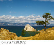"""Купить «Озеро Байкал. Пролив """"Малое море""""», фото № 928972, снято 6 сентября 2008 г. (c) Andrey M / Фотобанк Лори"""