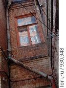 Старое окно. Стоковое фото, фотограф Татьяна Зубкова / Фотобанк Лори