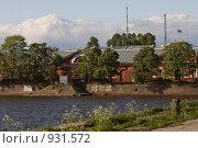 Купить «Кронштадтский склад», фото № 931572, снято 6 июня 2009 г. (c) Олег Трушечкин / Фотобанк Лори