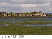 Купить «Северный форт», фото № 931696, снято 6 июня 2009 г. (c) Олег Трушечкин / Фотобанк Лори