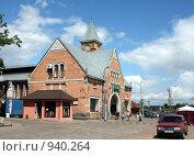 Купить «Выборг. Рынок», фото № 940264, снято 28 октября 2008 г. (c) Корчагина Полина / Фотобанк Лори