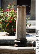 Купить «Фонтан в Воронцовском парке», фото № 941008, снято 4 июня 2009 г. (c) Андрей Ганночка / Фотобанк Лори