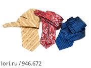 Купить «Мужские галстуки», фото № 946672, снято 24 июня 2009 г. (c) Руслан Кудрин / Фотобанк Лори