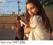 Купить «Парень на привязи», фото № 947996, снято 24 июня 2009 г. (c) Троицкая Алиса / Фотобанк Лори
