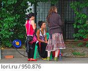 Купить «Кришнаиты. Праздник колесниц», эксклюзивное фото № 950876, снято 6 июня 2009 г. (c) lana1501 / Фотобанк Лори