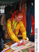 Купить «Кришнаиты. Праздник колесниц», эксклюзивное фото № 950888, снято 6 июня 2009 г. (c) lana1501 / Фотобанк Лори